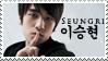 Big Bang Seungri Stamp by JackdawStamps