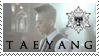 Big Bang Taeyang Stamp by JackdawStamps