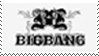 Big Bang Logo Stamp 2 by JackdawStamps