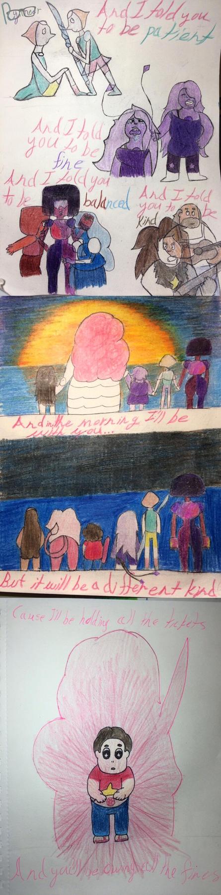 Steven Universe: Skinny Love by Rynneer