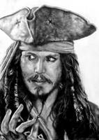 Jack Sparrow by bris1985