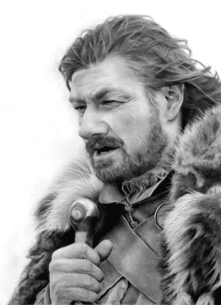Ned Stark by bris1985