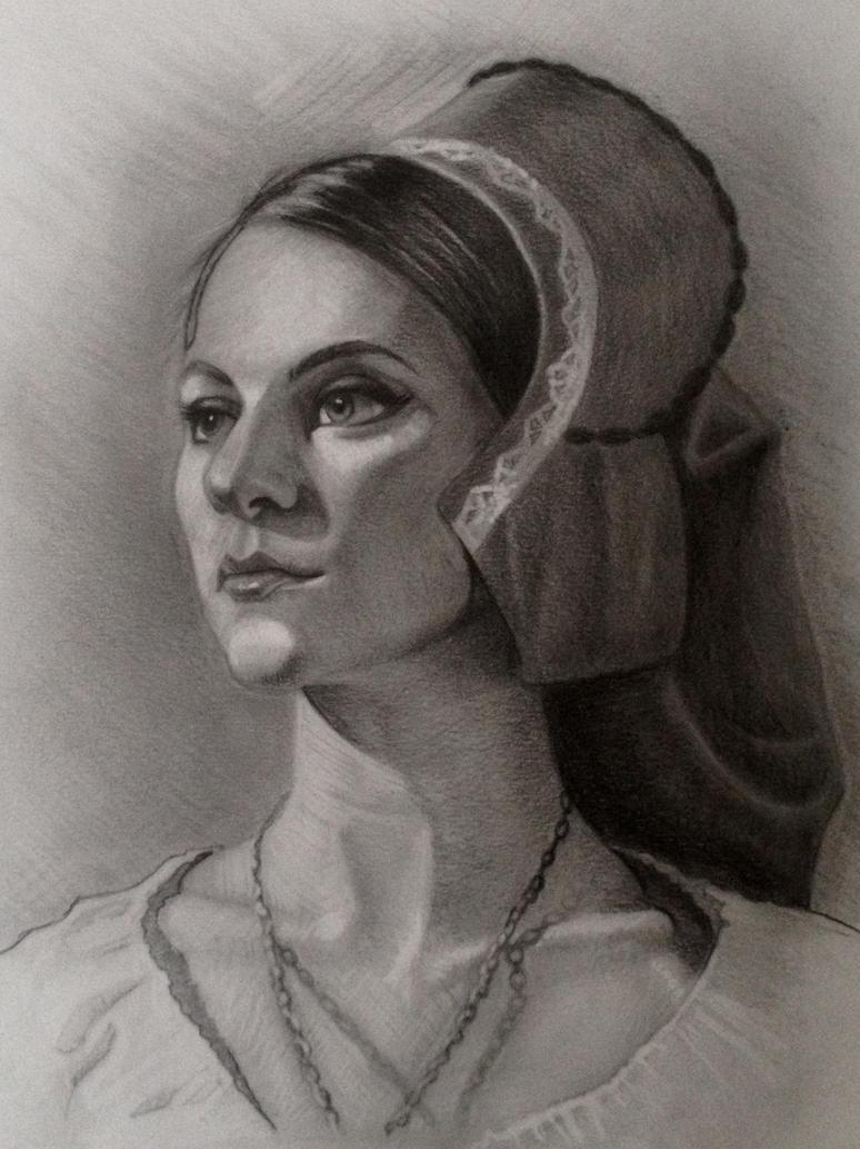Tudor Woman by bris1985