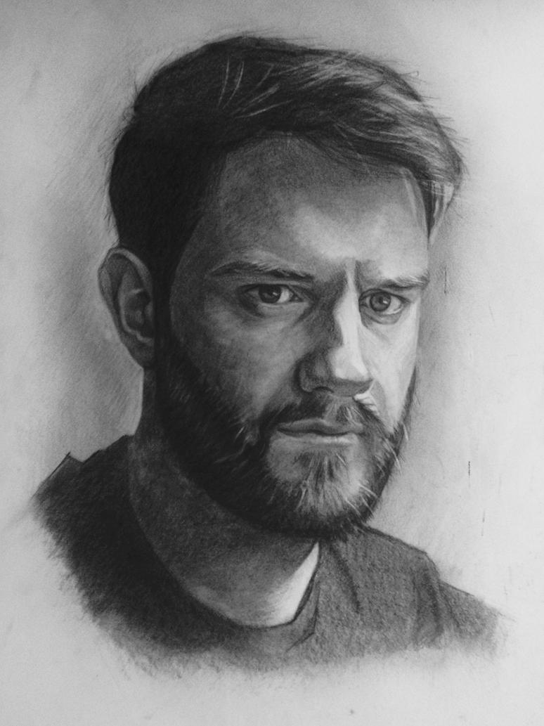 Self Portrait by bris1985