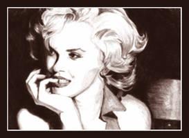 Marylin Monroe Final by bris1985