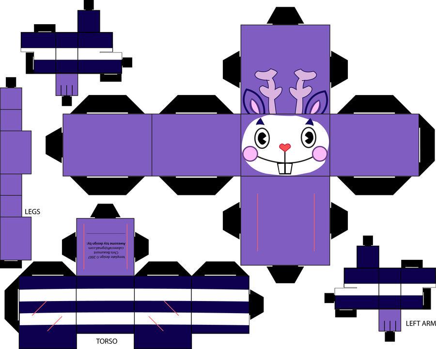 Mime Cubeecraft By Straffehond On DeviantArt