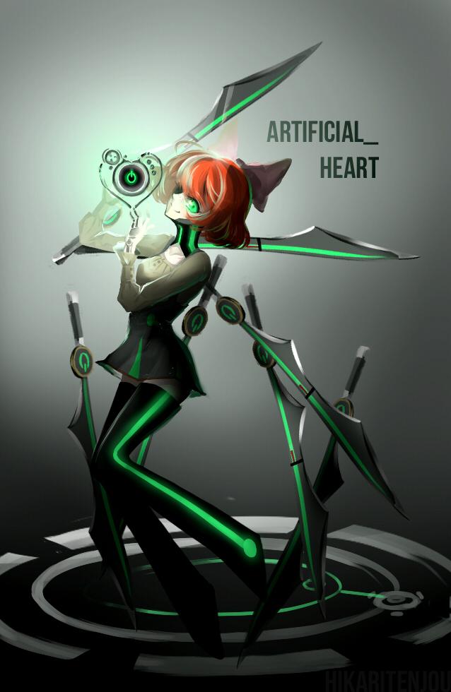 ARTIFICIAL_HEART by HikariTenjou