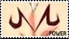 Stamp Challenge- Majin Power by Dbzbabe