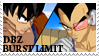DBZ Burst Limit Stamp by Dbzbabe