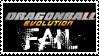 DragonBall Evolution FAILstamp