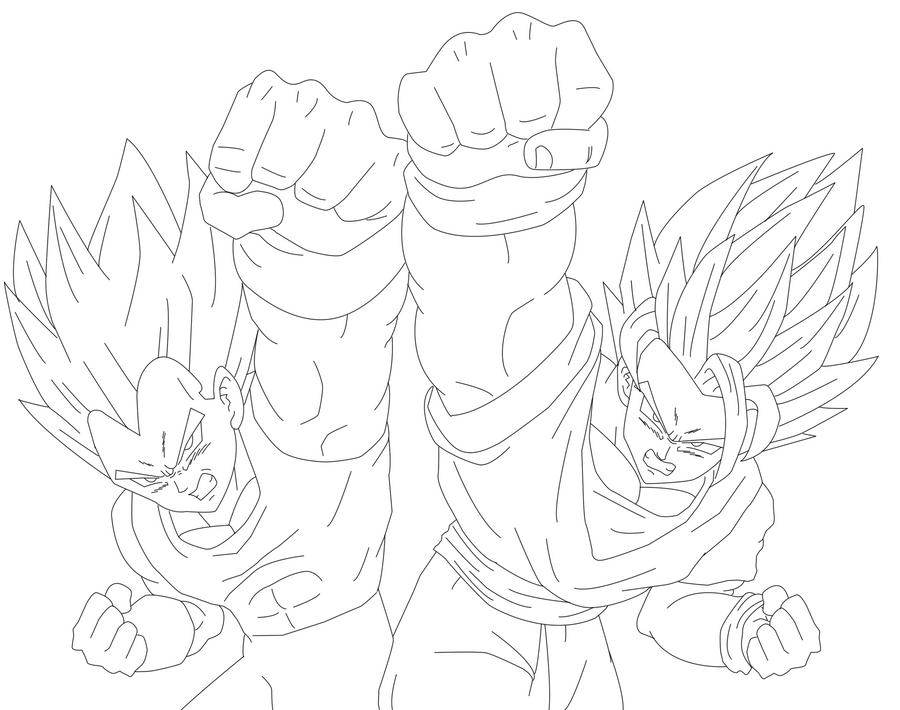 Dragon Ball Z Goku Spirit Bomb