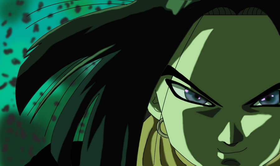 Android 17 Kai By Dbzbabe On DeviantArt