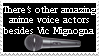 Amazing Voice Actor Stamp by Dbzbabe
