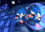 Speed Highway Sonic Generations -Contest WINNER- by Dbzbabe