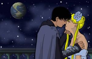 Sailor Moon: Prince Endymion Princess Serenity