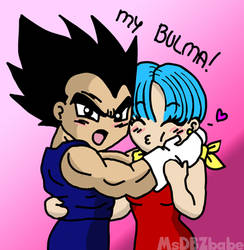 Happy Veggietines day 2018! by Dbzbabe