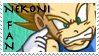 Nekoni stamp by Dbzbabe