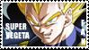 super vegeta stamp by Dbzbabe