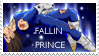 fallin prince stamp by Dbzbabe