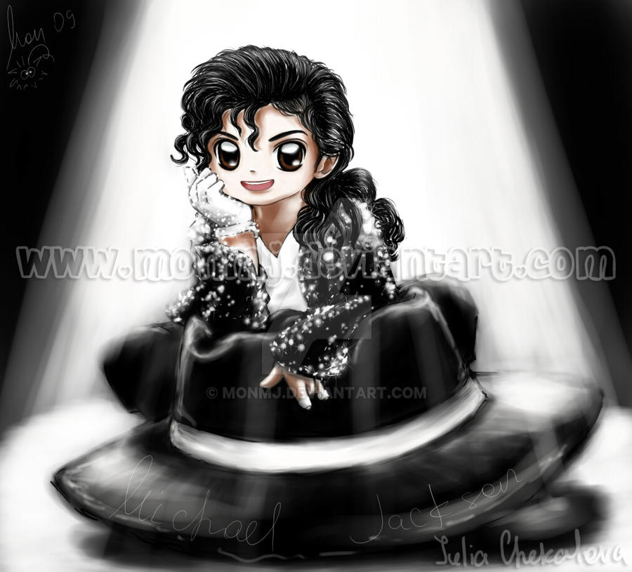 My little Michael by MonMJ