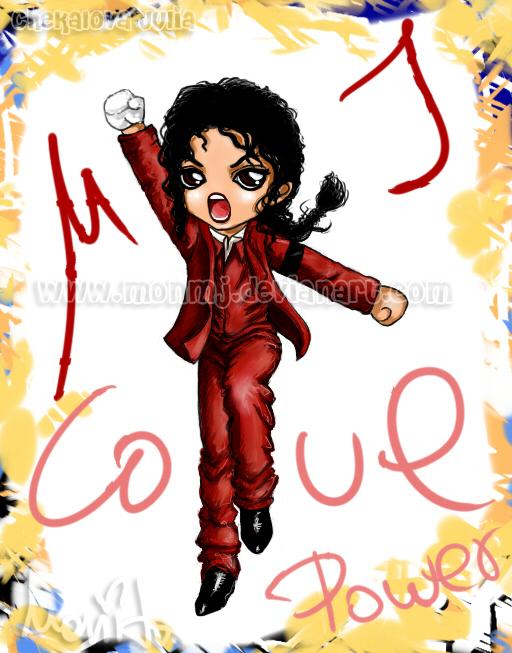 MJ Power by MonMJ