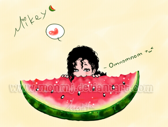 Watermelon MJ by MonMJ