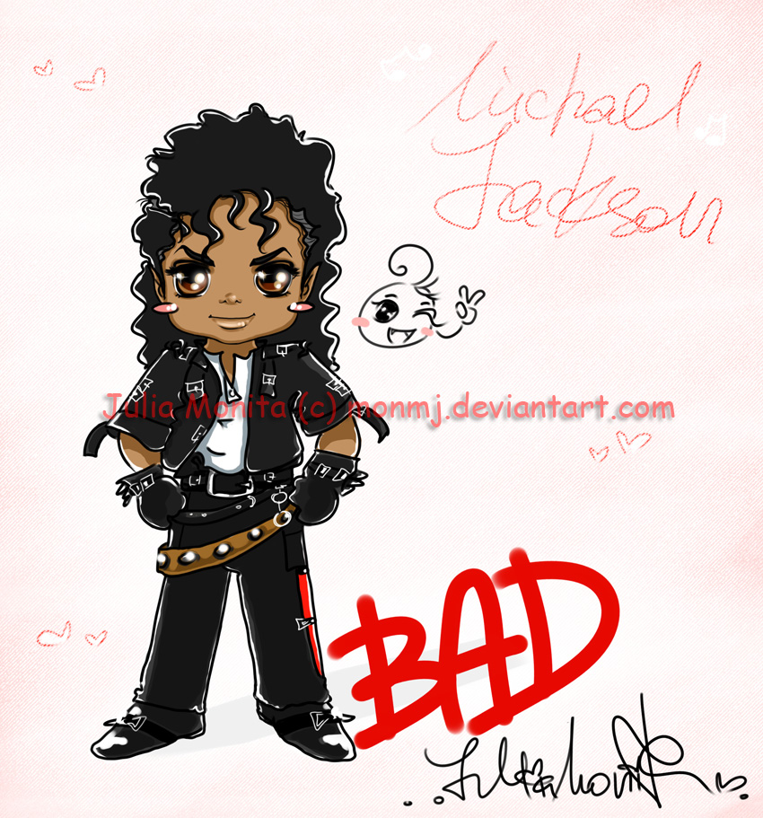 Chibi BAD by MonMJ