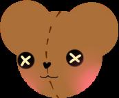Teddy Bear by shidokuchan