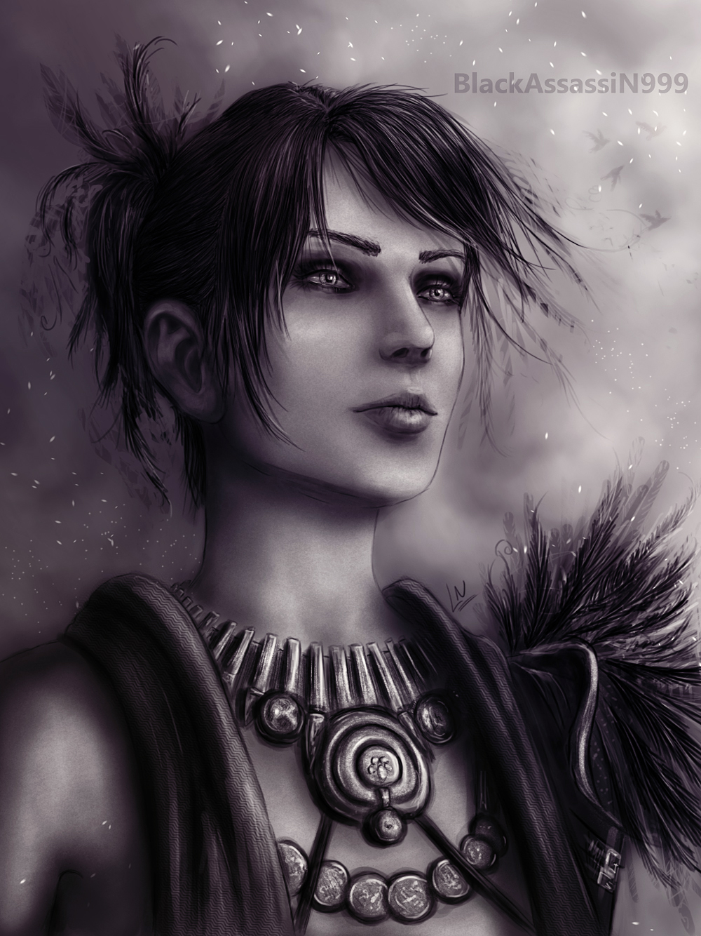 Morrigan by BlackAssassiN999