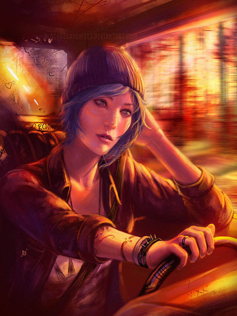 Chloe by BlackAssassiN999