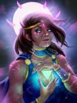 priestess of triangle