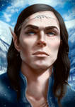 Frost Elven Mage