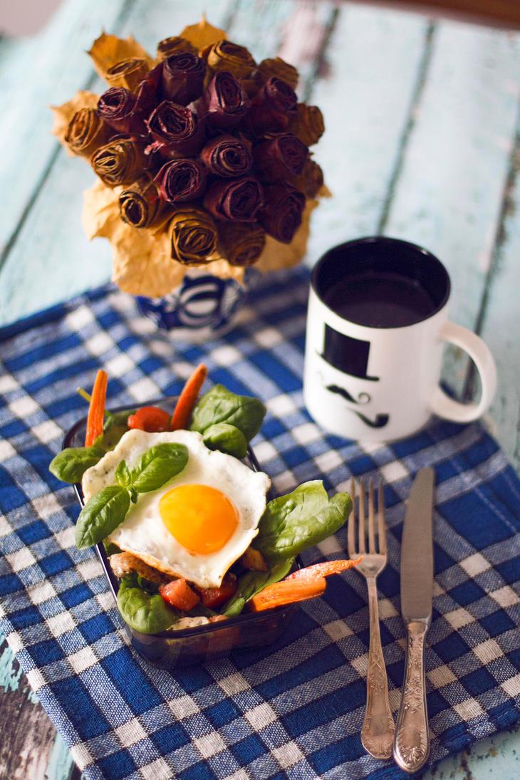 Breakfast by FiorOf