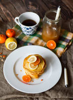 Pancakes by FiorOf