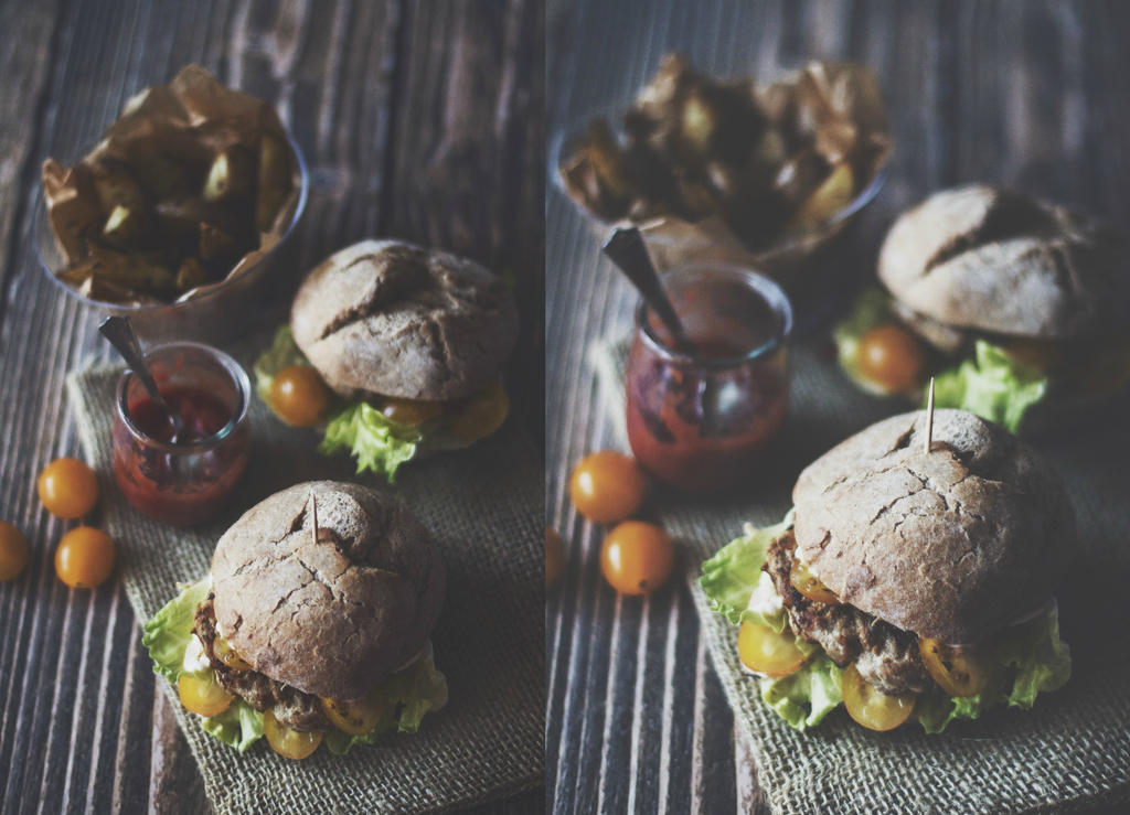 Burgers by FiorOf