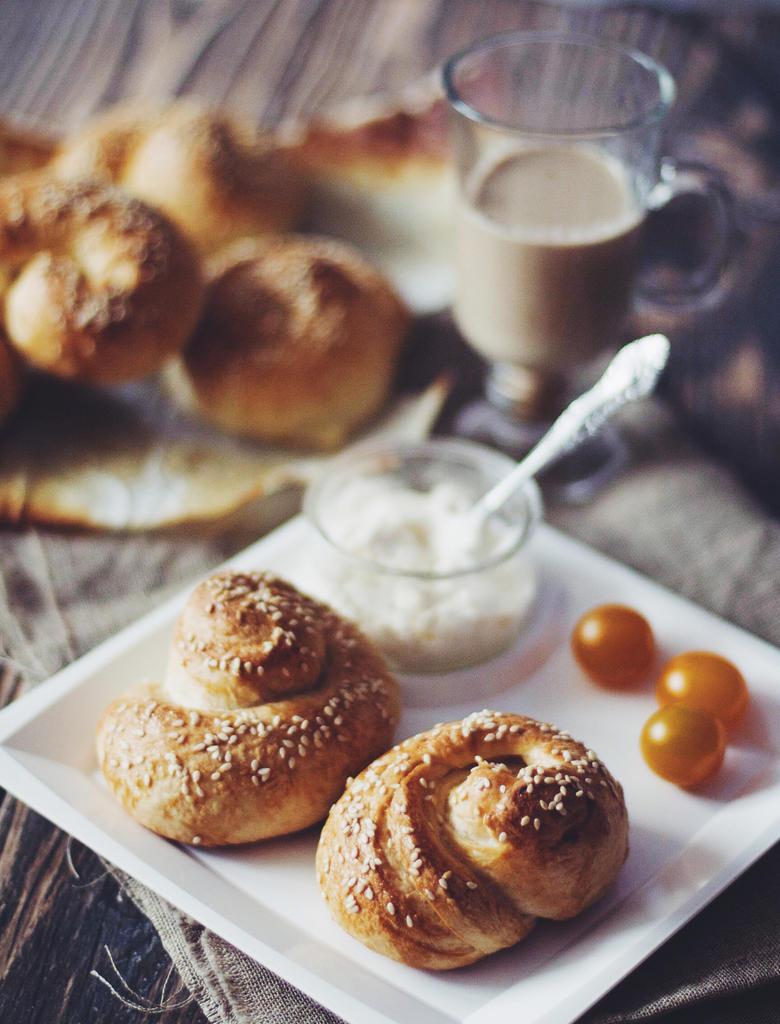 For breakfast by FiorOf