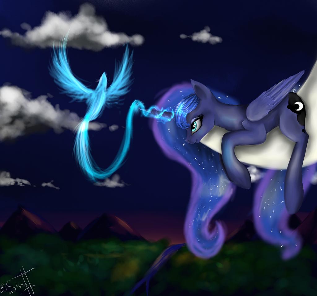 Luna by AliceSmitt31