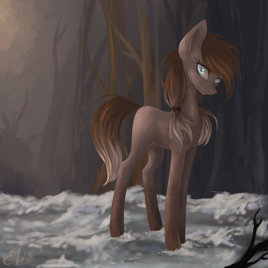 In the forest by AliceSmitt31
