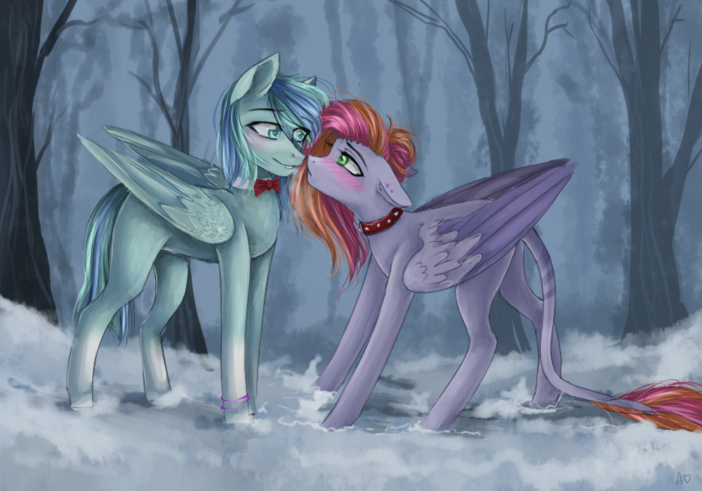 Snow Day by AliceSmitt31