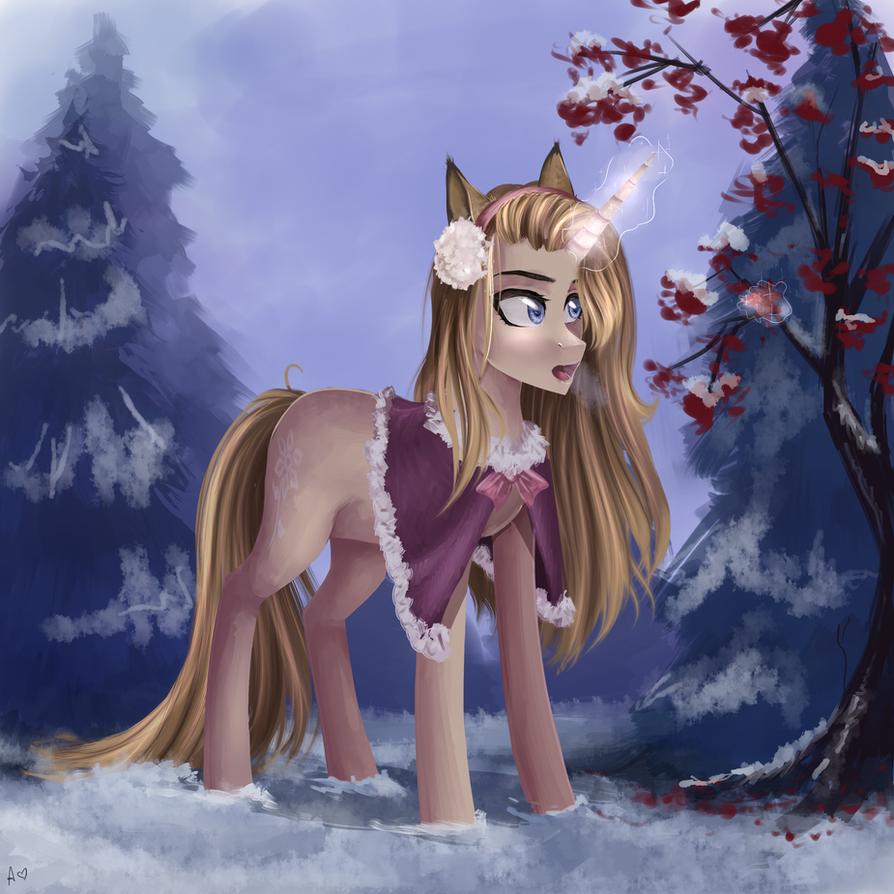 Winter walk by AliceSmitt31