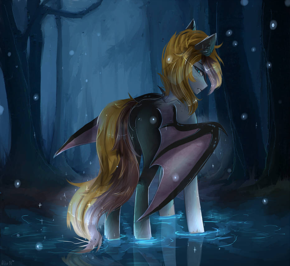 The light in the darkness by AliceSmitt31