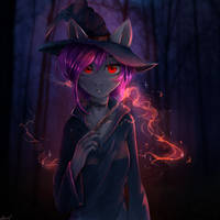 The Witch by AliceSmitt31