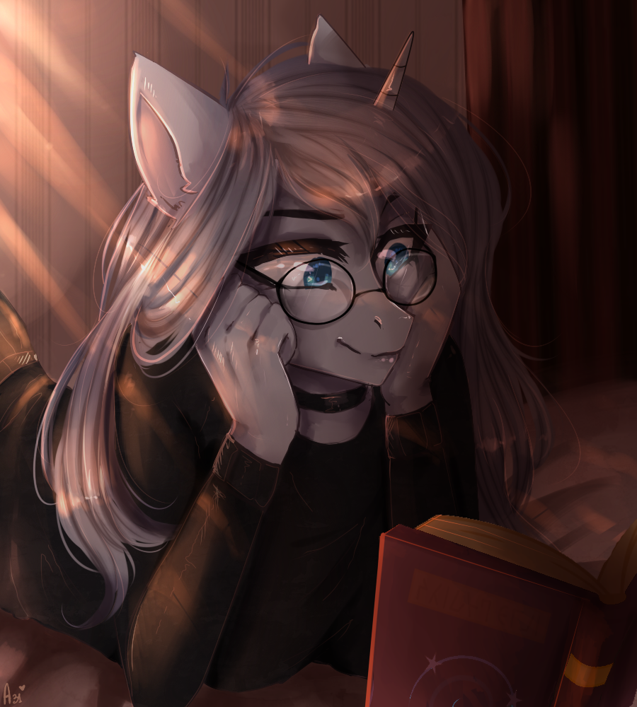 Book reading by AliceSmitt31
