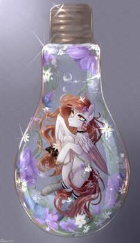 Pony in a bottle