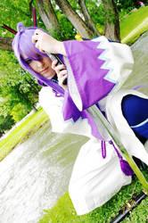 Violet Samurai by Tatsue