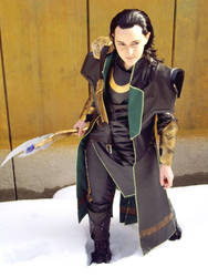 Winter comes to Asgard by Tatsue