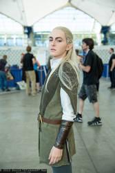 Legolas cosplay- SDCC 2013 by Tatsue