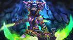 Nillidan Demon Hunter Commission