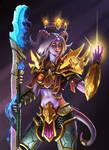 Lightforged Draenei Phazius