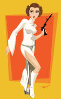 Leia by gelipe
